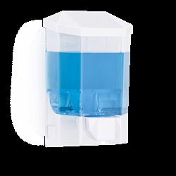 Дозатор-Диспенсер для жидкого мыла 0,5 л. - фото 17921