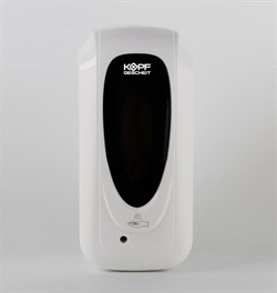 Сенсорный дозатор для дезинфекции Kopfgescheit KG8521 - фото 17961