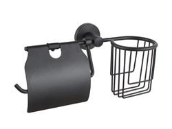 Держатель освежителя воздуха и туалетной бумаги с крышкой D-LIN (D242111) - фото 20111