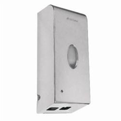 Дозатор для жидкого мыла автоматический Ksitex ASD-7961 S, антивандальный, хром - фото 4585