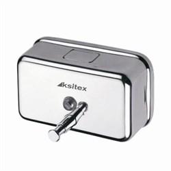 Дозатор для жидкого мыла Ksitex SD-1200, антивандальный - фото 4902