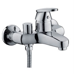 Смеситель для ванны с коротким изливом D-lin D130603 - фото 4972