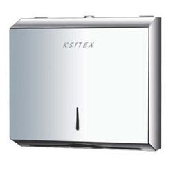 Диспенсер для бумажных полотенец Ksitex TН-5823 SSN (блестящий хром) - фото 5001