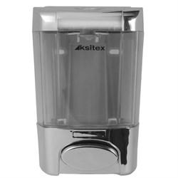 Дозатор для жидкого мыла хром Ksitex SD-1003D-800 - фото 5007
