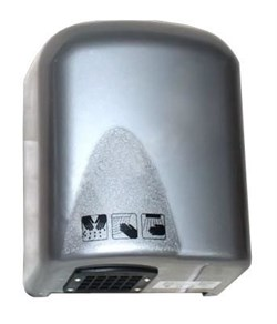 Сушилка для рук Ksitex M-1650C хром - фото 8306