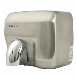 Сушилка для рук Ksitex M-2500 ACN, антивандальная, матовая - фото 8441