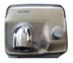 Сушилка для рук Ksitex M-2500 ACT, антивандальная, с кнопкой включения - фото 8450