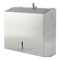 Диспенсер для бумажных полотенец  Ksitex TН-5823 SS (матовый) - фото 8970