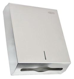 Диспенсер для бумажных полотенец G-teq 8955 матовый - фото 9032