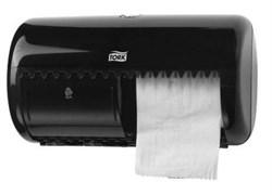 Диспенсер Tork для туалетной бумаги в стандартных рулонах (557008) - фото 9127