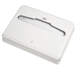 Диспенсер для туалетных подкладок Tork Elevation (344080) - фото 9136