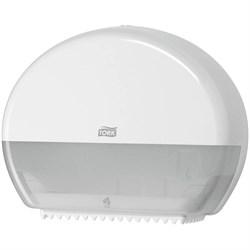 Диспенсер для туалетной бумаги Tork Elevation в мини-рулонах (555000) - фото 9179