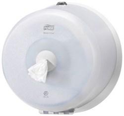 Диспенсер для туалетной бумаги Tork SmartOne® Wave в мини-рулонах (472026) - фото 9239