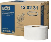 Туалетная бумага для диспенсеров 2-слоя Tork Advanced система Т2 (120231)