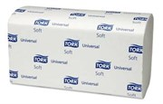 Бумажные полотенца листовые для диспенсеров Tork Universal (290158)