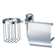Держатель туалетной бумаги и освежителя WasserKRAFT (Oder K-3059)