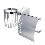 Держатель туалетной бумаги и освежителя WasserKRAFT (Wern К-2559)