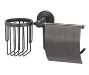 Держатель туалетной бумаги и освежителя WasserKRAFT (Isar К-7359)