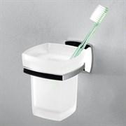 Подстаканник стеклянный WasserKRAFT (Wern К-2528)