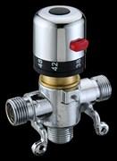 Термостат Kopfgescheit KG 532 12D (Термостатический автоматический смеситель с термо регулировкой для подготовки теплой воды HD)