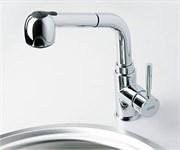 Смеситель для кухни с выдвижной лейкой WasserKRAFT (Main 4166)