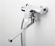 Смеситель для ванны с длинным поворотным изливом WasserKRAFT (Donau 5302L)