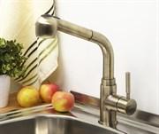 Смеситель для кухни с выдвижной лейкой WasserKRAFT (А8237)
