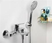 Смеситель для ванны с коротким изливом WasserKRAFT (Lippe 4501)