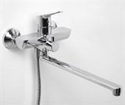 Смеситель для ванны с длинным поворотным изливом WasserKRAFT (Lippe 4502L)