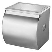 Держатель туалетной бумаги с подставкой для мелких вещей Ksitex TH-335A