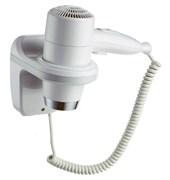 Фен настенный для волос Ksitex F-1800 W