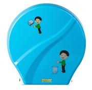 Диспенсер для туалетной бумаги Mario Kids 8165 Blue