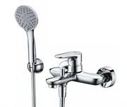 Смеситель для ванны с коротким изливом WasserKRAFT (Vils 5601)