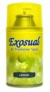 Баллон сменный Exosual, 260 мл, Lemon