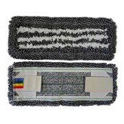 МОП NOWA Black Комбинированный Х/Б/ПЭФ + Микрофибра CombV-MF-40