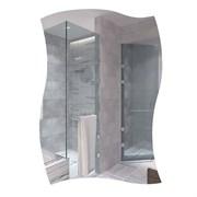 Зеркало обычное волна 38.5х58 см