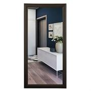 Зеркало в деревянной рамке ВЕНГЕ горизонтальное или  вертикальное  41*61*5,5 cм (61*41*5,5 cм)