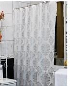 Штора для ванной 180х200 (YANKI WHITE)