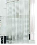 Штора для ванной 180х200 (WHITE STRIPE)