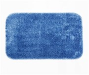 Коврик для ванной комнаты 90*57см WasserKRAFT Dark Blue (Wern BM-2503)