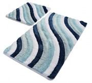 Комплект ковриков для ванной 50х80см и 40х50см COLORFUL