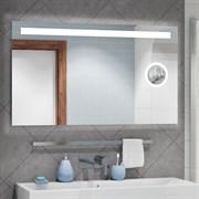Зеркало 1000 х 700 мм сенсорное с внутренней LED подсветкой + 3 х кратная линза