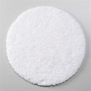 Коврик для ванной комнаты 60*60см WasserKRAFT (Dill BM-3910) Bright White