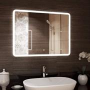 Зеркало 915х685 мм сенсорное с внутренней LED подсветкой