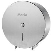 Диспенсер для туалетной бумаги металл матовый Mario 9907